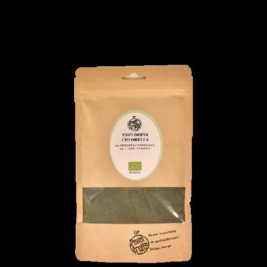 Ekologisk Chlorella, 250 g