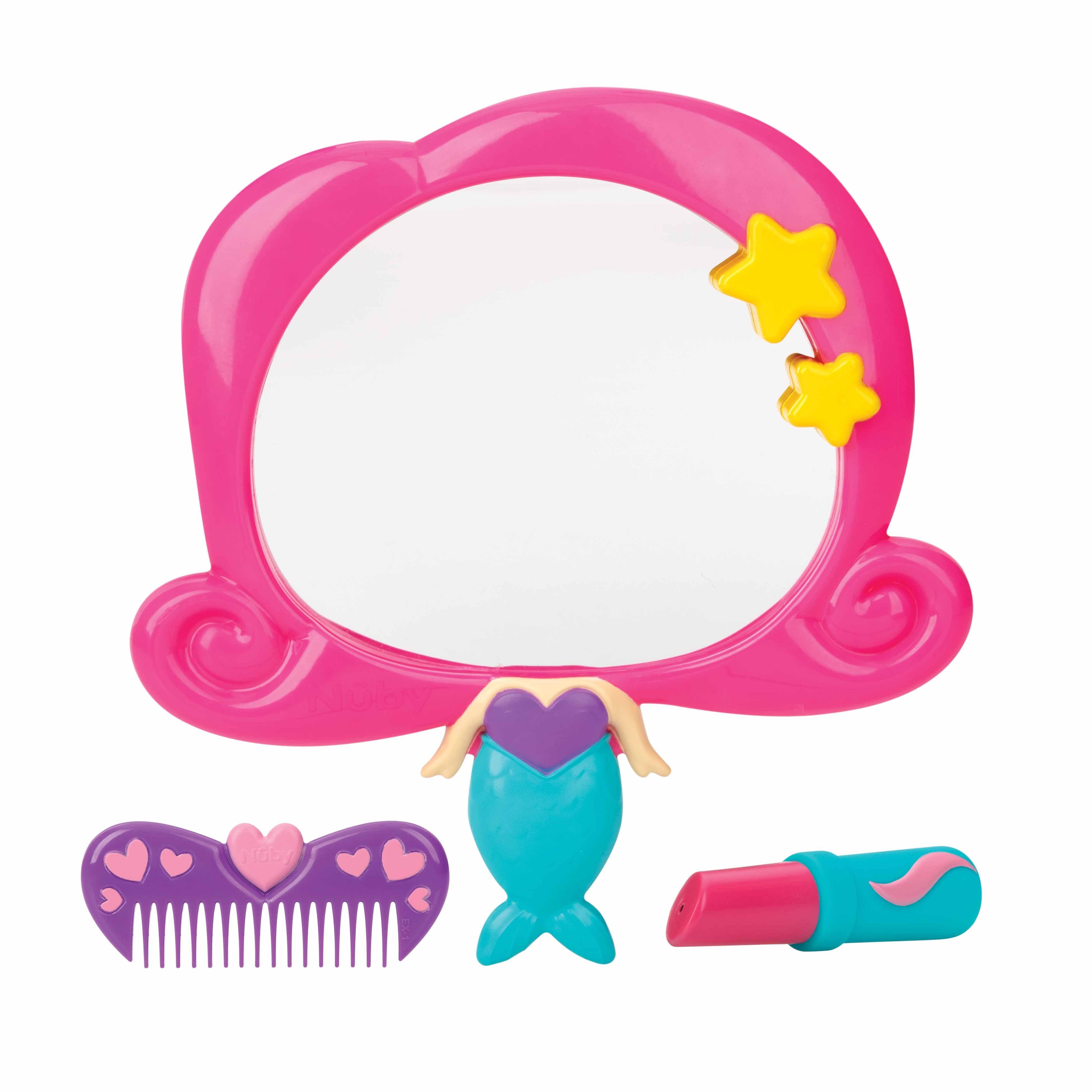 Nuby - Mermaid mirror set (NV08004)