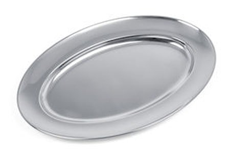 Serveringsfat ovalt 35x22,5 cm