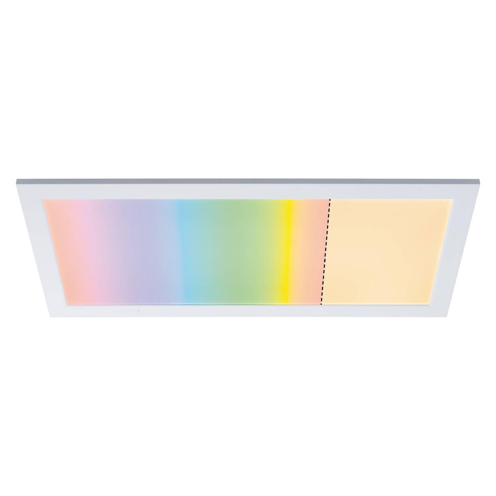 Paulmann Amaris LED-paneeli, ZigBee, 60x30cm, RGBW