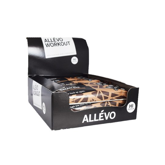 "Hel Låda Proteinbar ""Choco Brownie"" 12 x 60 g - 60% rabatt"