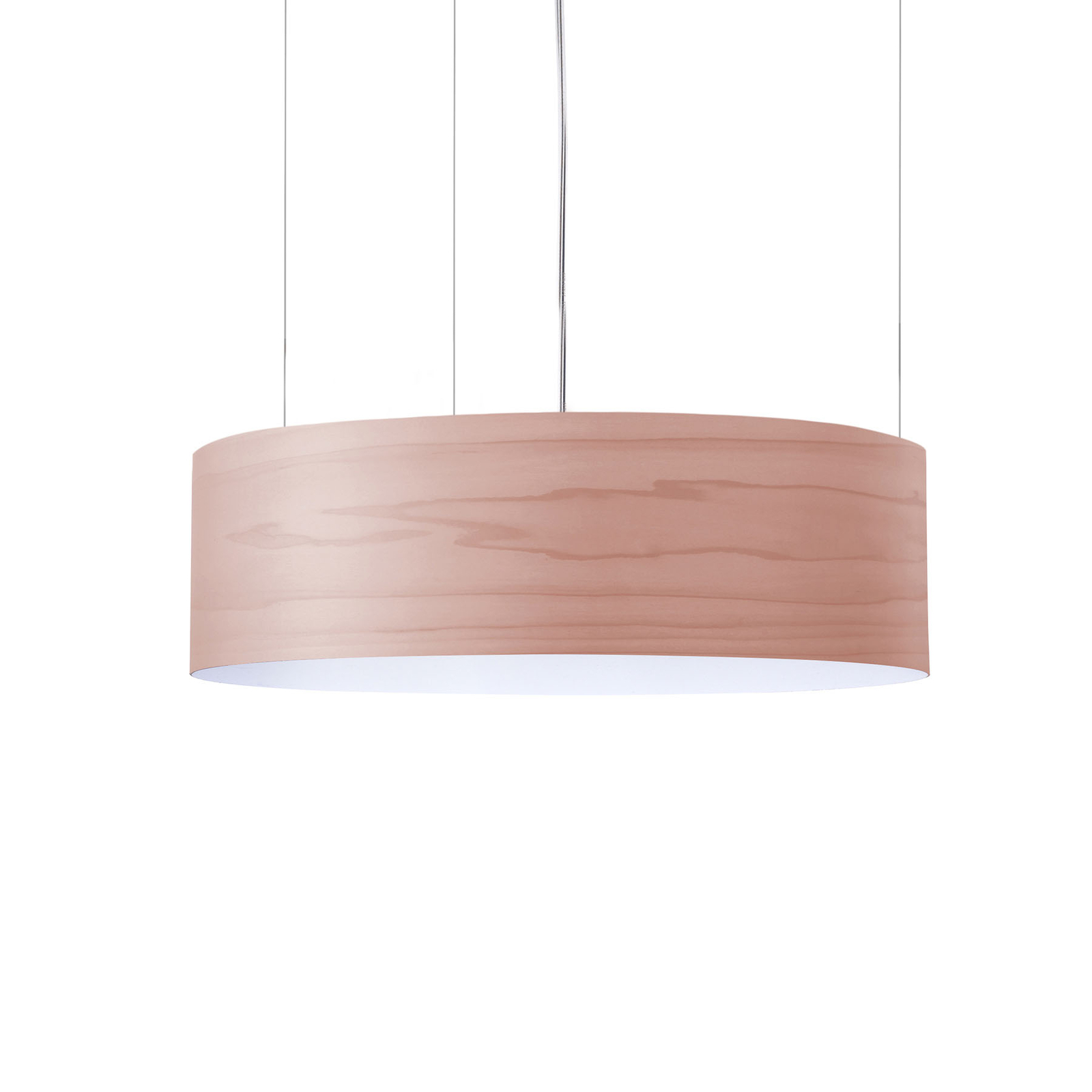 LZF Gea Slim -LED-riippuvalaisin 0–10 V, roosa