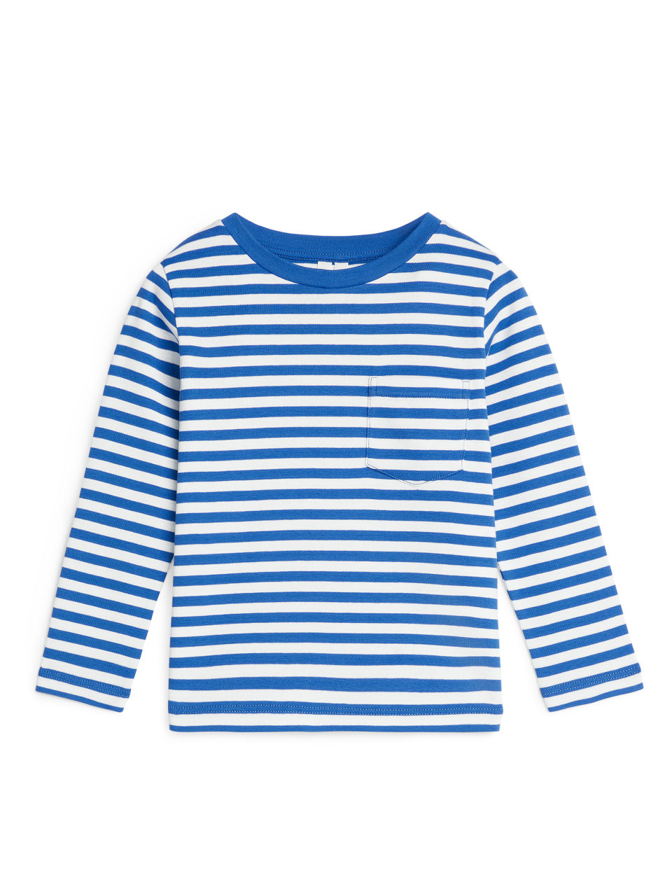 Striped Long Sleeve - Blue