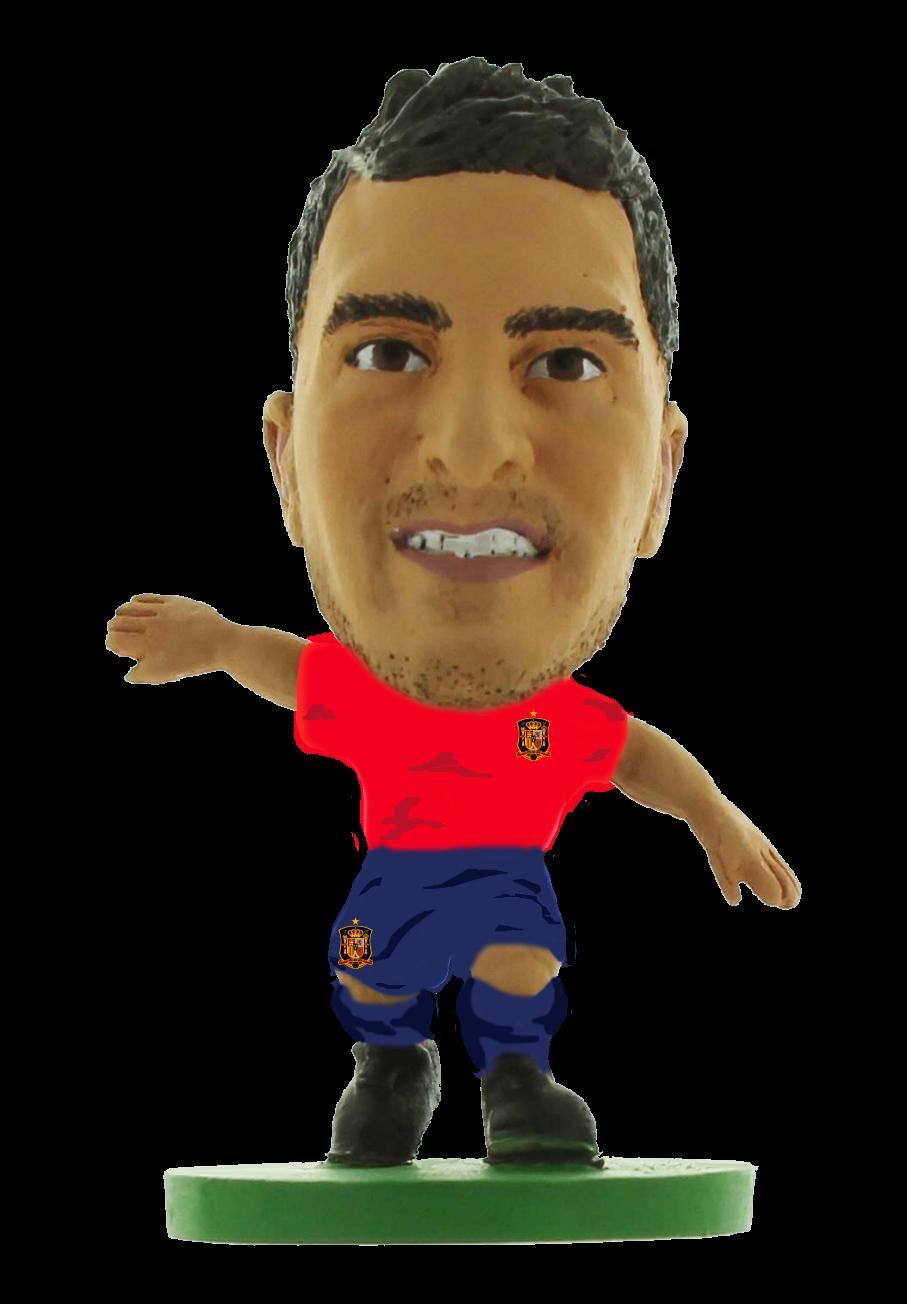 Soccerstarz - Spain Koke - Home Kit