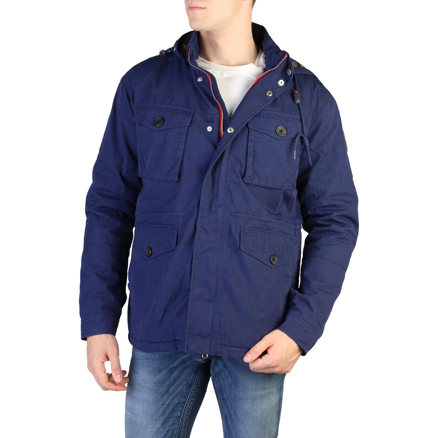 Hackett Men's Jacket Various Colours HM402379 - blue XS