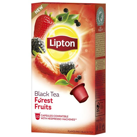"""Tekapslar """"Forest Fruit"""" 10st - 71% rabatt"""