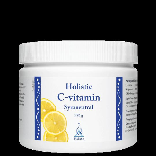 C-vitamiini Happoneutraali, 4500mg/tl, 250 gramma