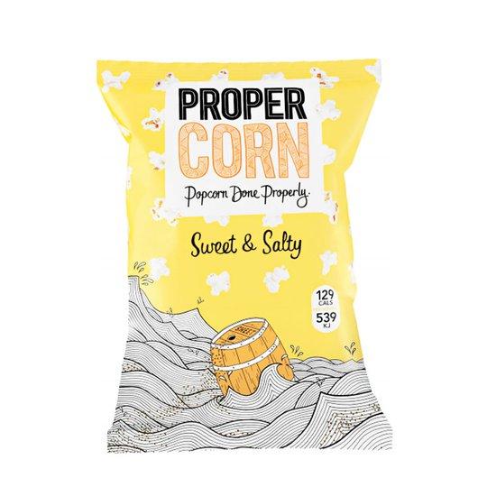 "Popcorn ""Sweet & Salty"" 90 g - 81% alennus"