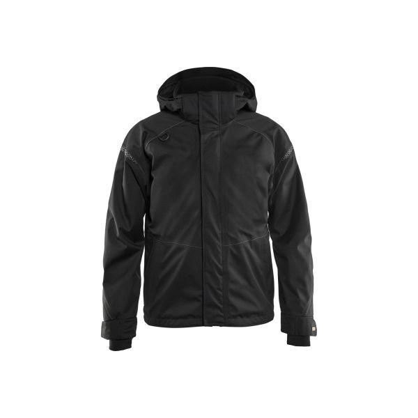 Blåkläder 498819879900L Skaljacka varselgul/svart Stl XL