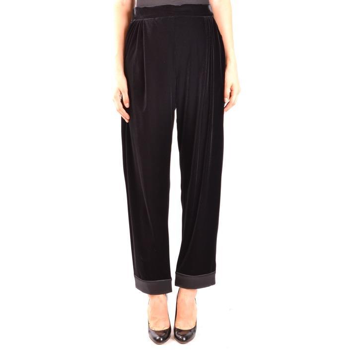 Armani Collezioni Women's Trouser Black 164041 - black 44