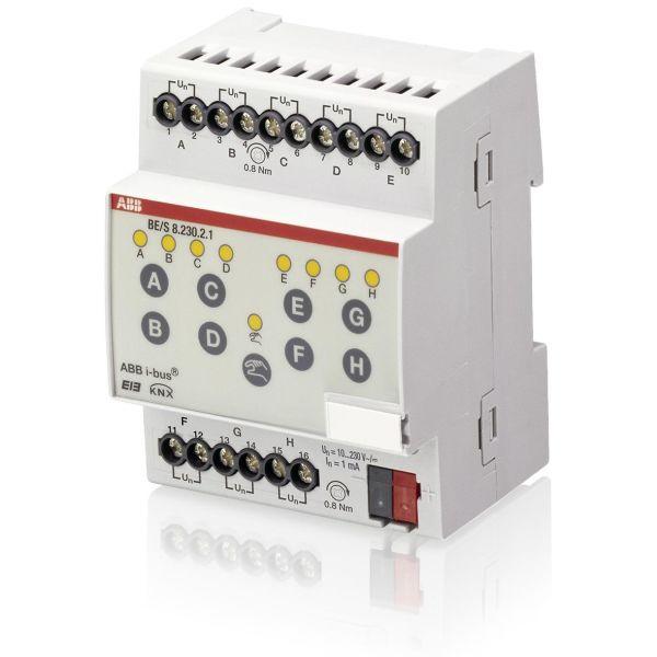 ABB 2CDG110093R0011 Binäärivastaanotin 8 kanavaa, 24–230 V