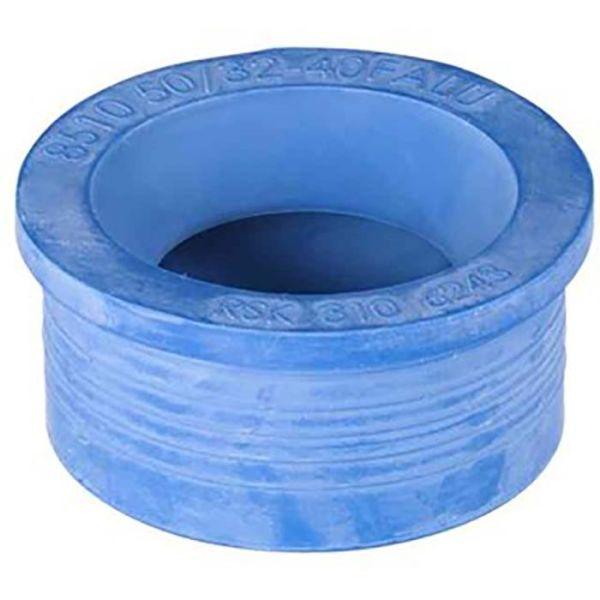 Faluplast 85109 Gumminippel 50/32-40, blå