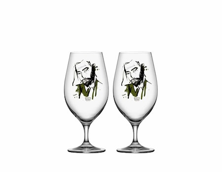 All About You Want Him Ölglas 40 cl 2-pack