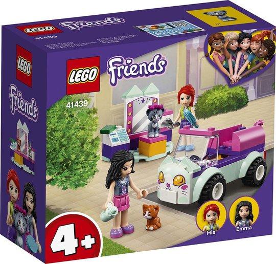 LEGO Friends 41439 Kattepleie Og Bil
