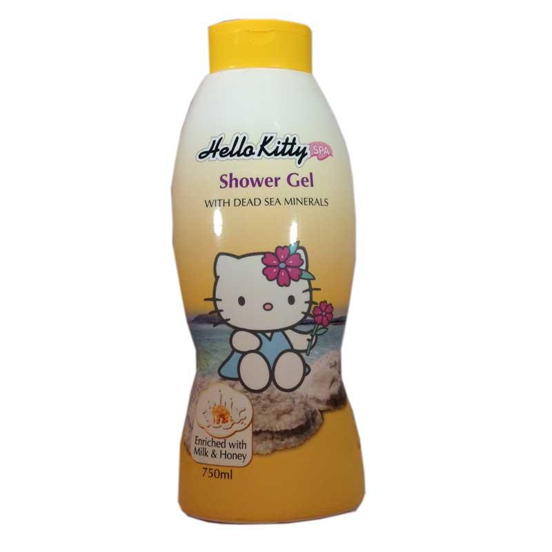 Duschtvål Hello Kitty - 33% rabatt