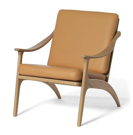 Lean Back Lounge Chair Soavé Nature Ek