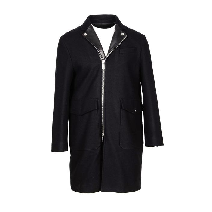 Dsquared Men's Coat Black 178505 - black 50