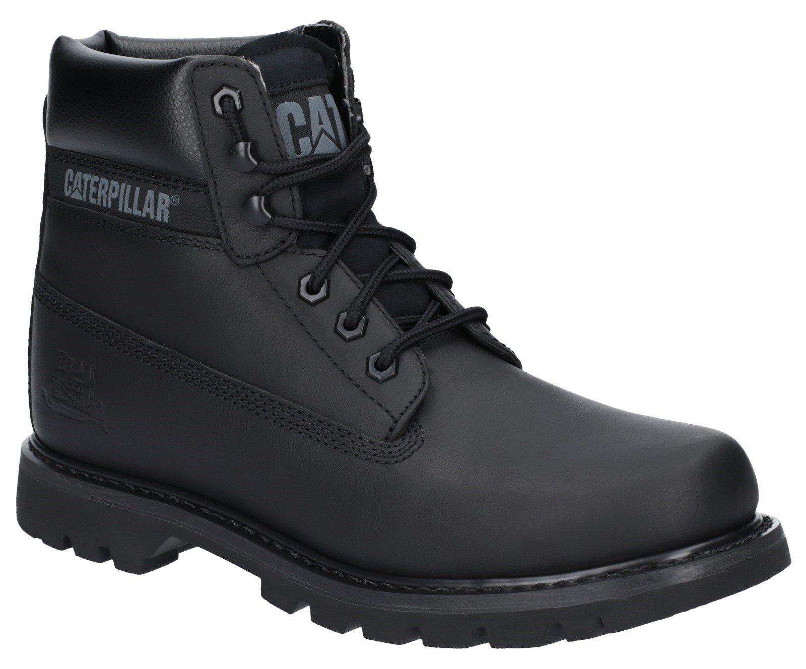 CAT Lifestyle Men's Colorado Boot Black 28721 - Black 7