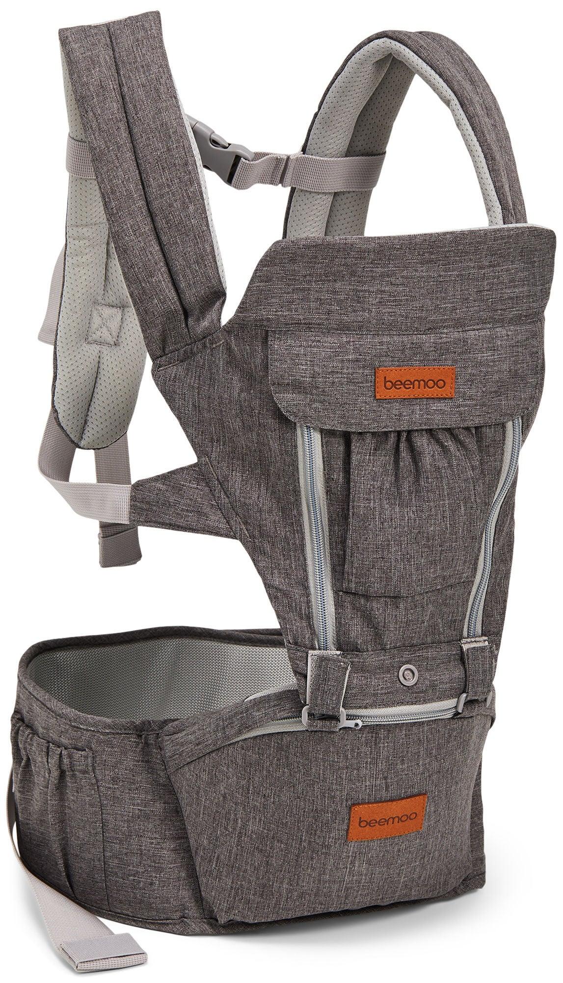 Beemoo Carry Comfort Adjust, Grey