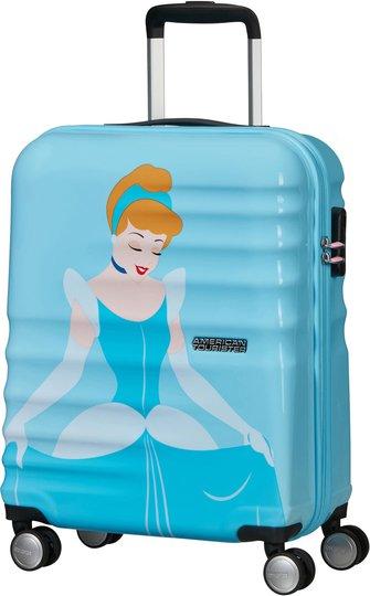 American Tourister Disney Deluxe Spinner Trillekoffert 36L, Cinderella