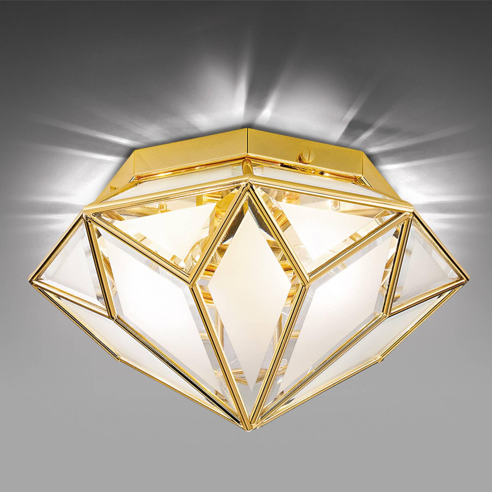Taklampe Oro, 2 lyskilder