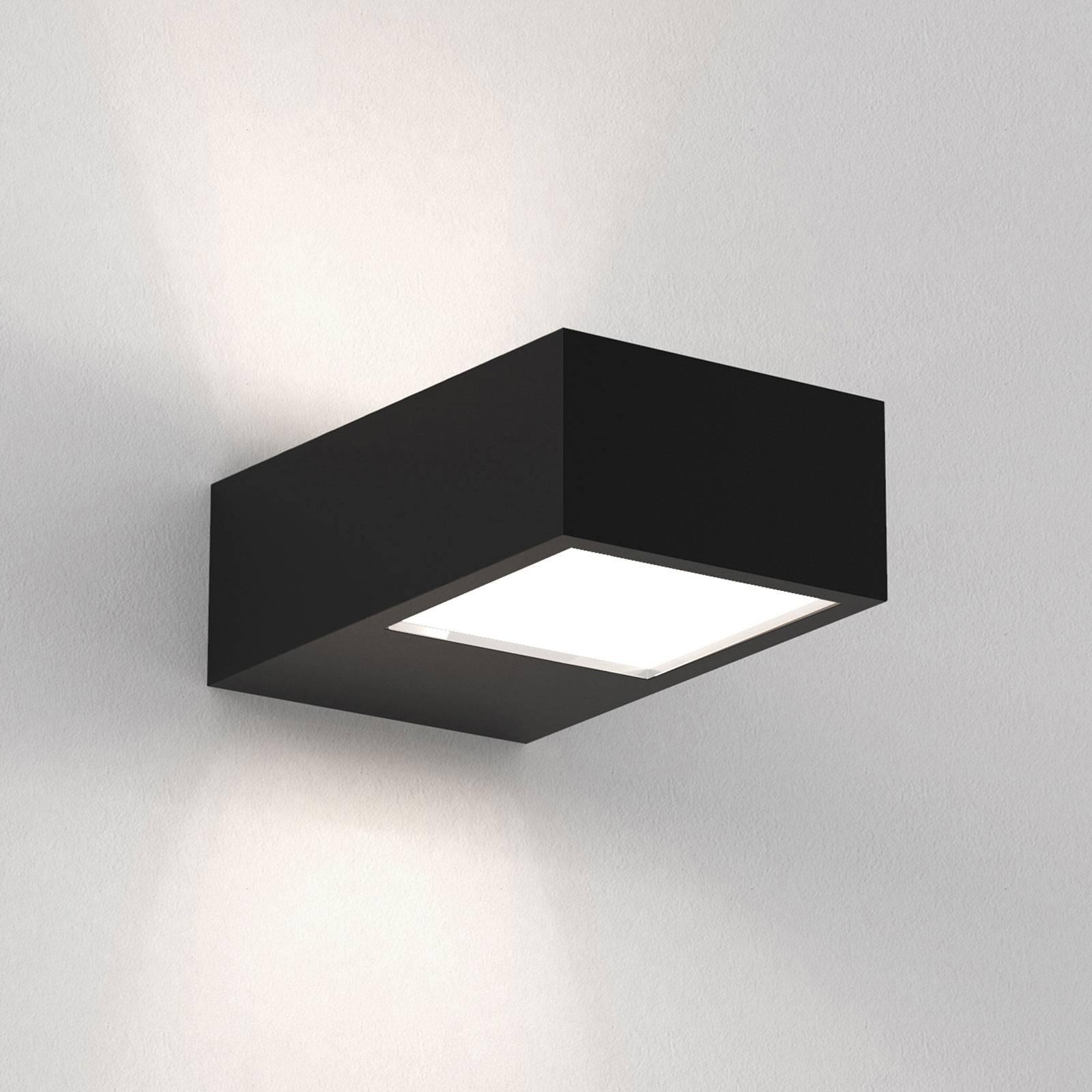 Astro Kappa -LED-seinävalaisin up & down, musta