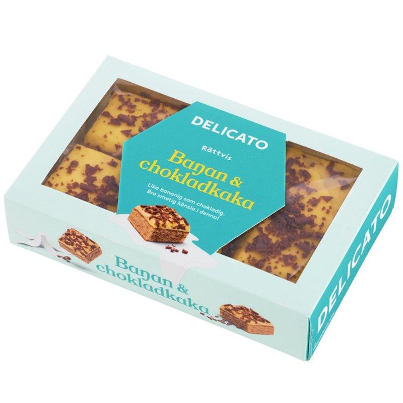 Banankaka Choklad 240g - 60% rabatt