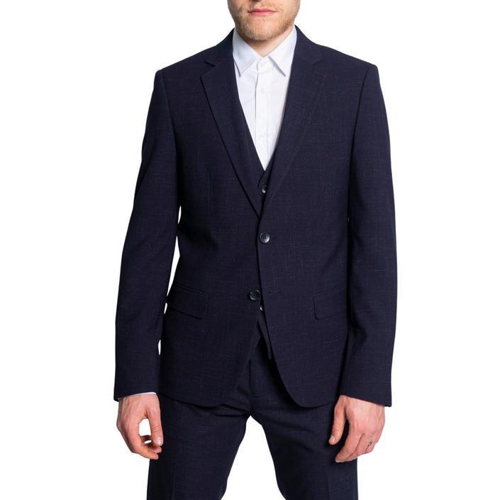 Antony Morato - Antony Morato Men Blazer - blue 44