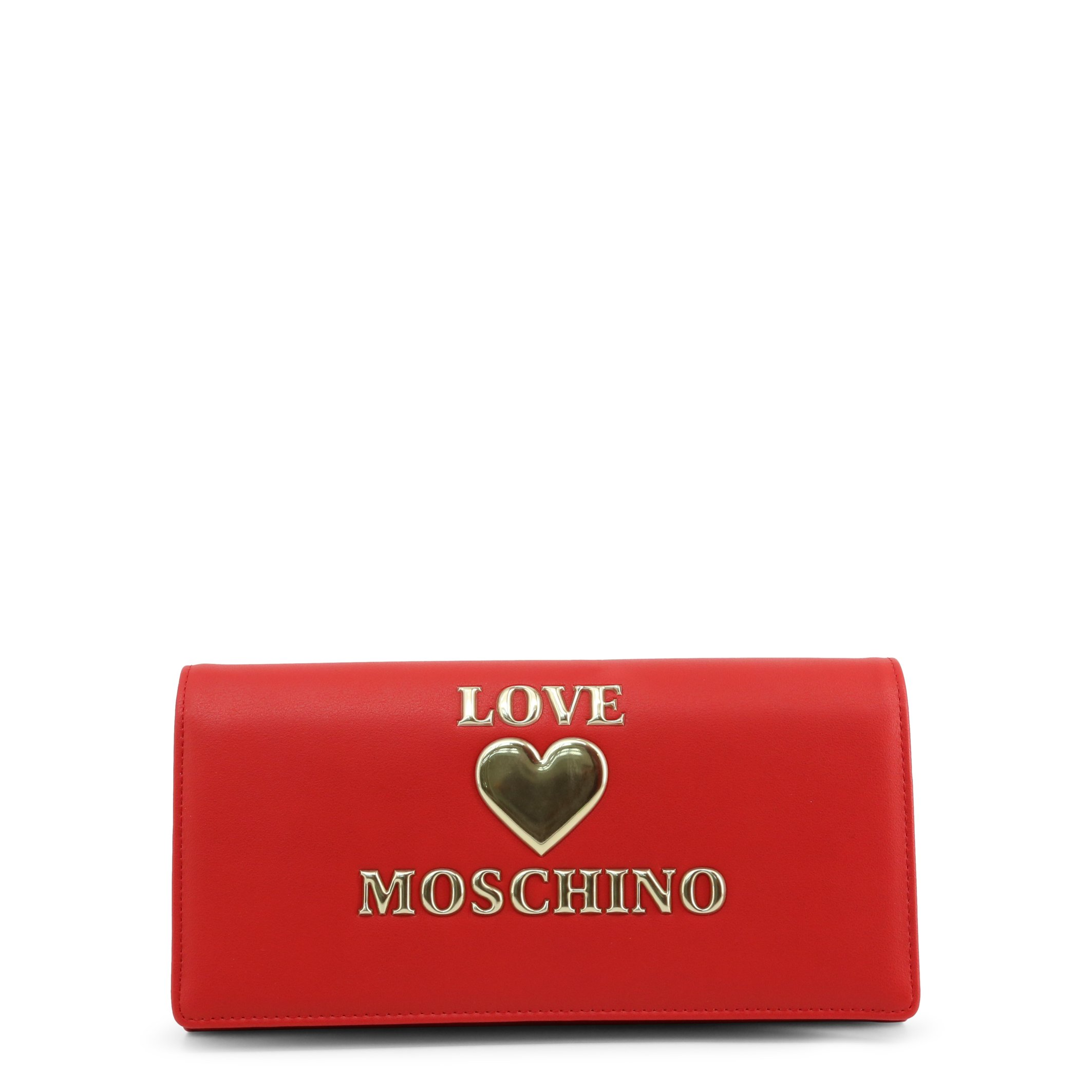 Love Moschino Women's Clutch Bag Various Colours JC5612PP1BLE - red NOSIZE