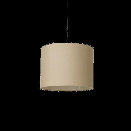 Raw Silke Lampskärm Kit 40x30 cm