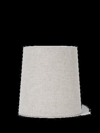 Hebe Lampskärm Medium Natural 27.5x28.5 cm