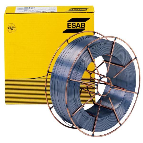 ESAB OK 12.51 Hitsauslanka 5 kg, 0.6 mm, kela 46-0