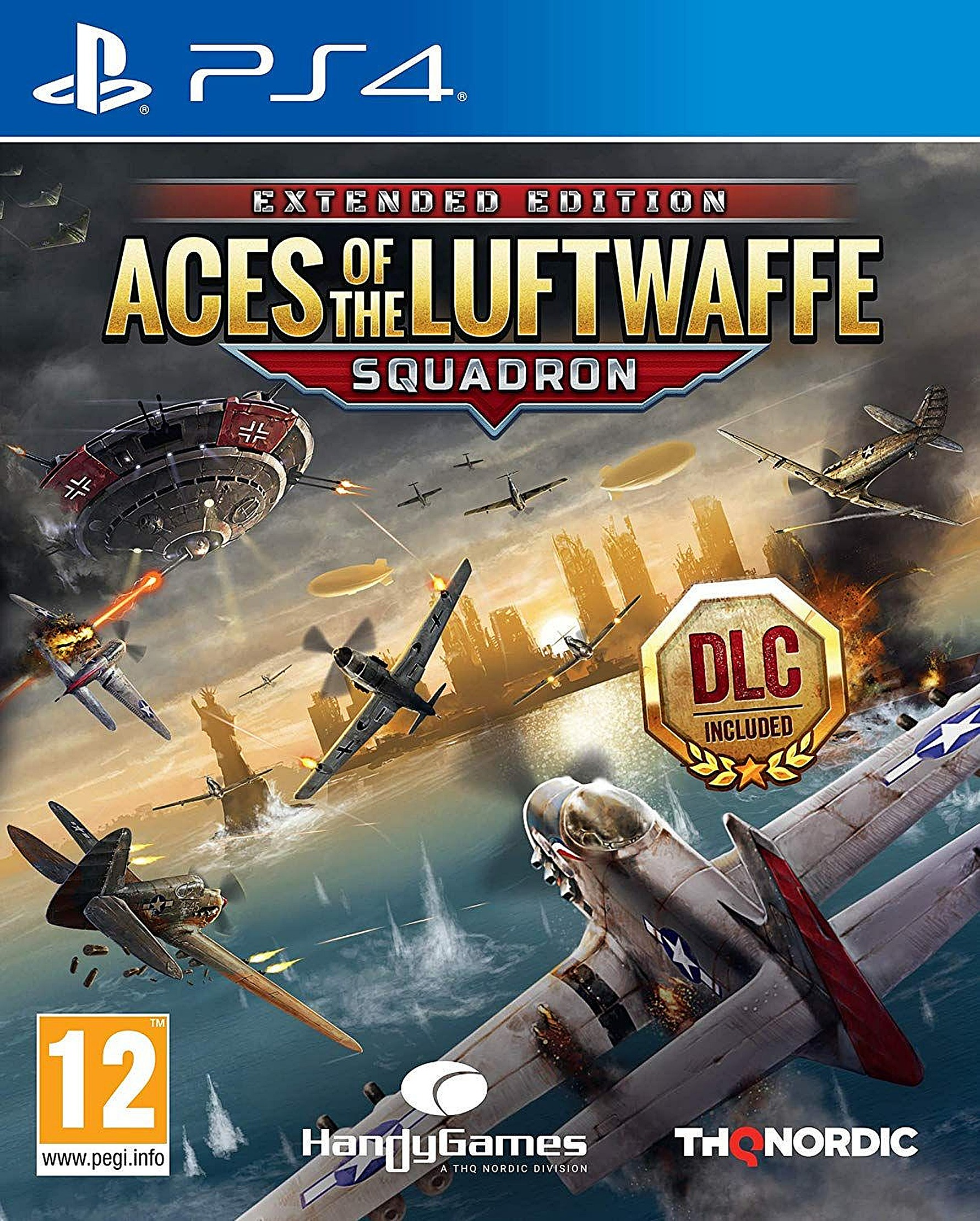 Aces of the Luftwaffe: Squadron - Extended Edition
