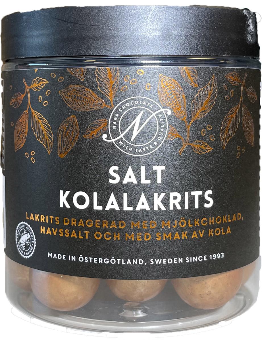 Narr Chocolate Salt kolalakrits 150g