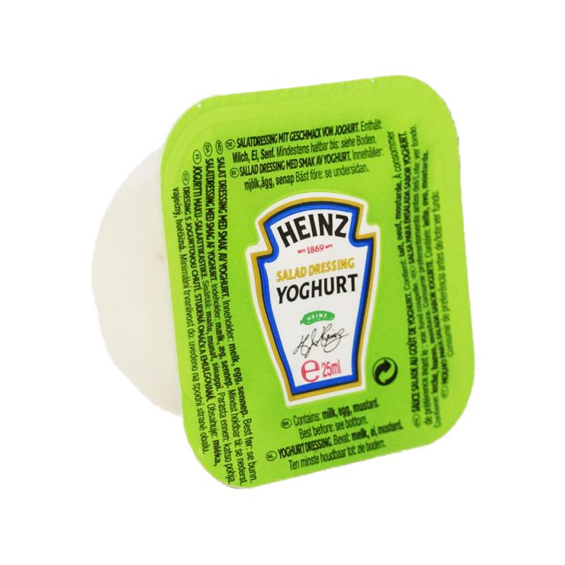 Yoghurtdressing Portionsförpackning - 60% rabatt
