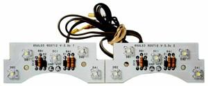 Seisontavalo, LED, valkoinen, Eteen, vasen, VOLVO 850, 850 Kombi