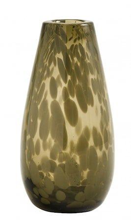 Vase Deco Clear - Brun