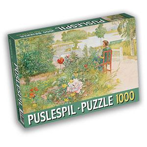 Art Puzzle - Carl Larsson(1000 pieces) (LAM4221)