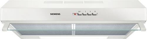 Siemens Lu63lcc20 Iq100 Underbyggnadsfläkt - Vit