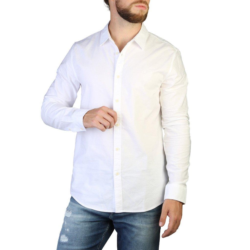 Calvin Klein Men's Shirt White 349432 - white L