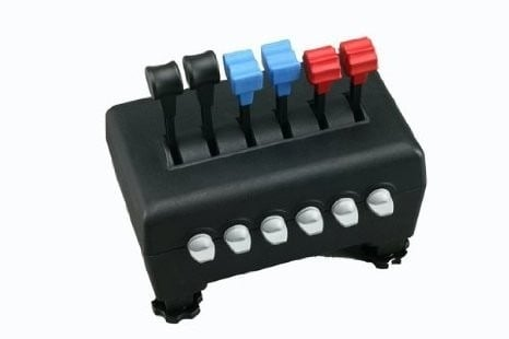 Throttle Quadrant Controller