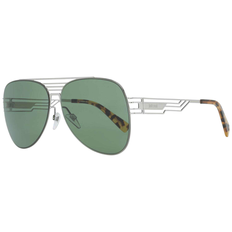 Just Cavalli Unisex Sunglasses Silver JC914S 6116N