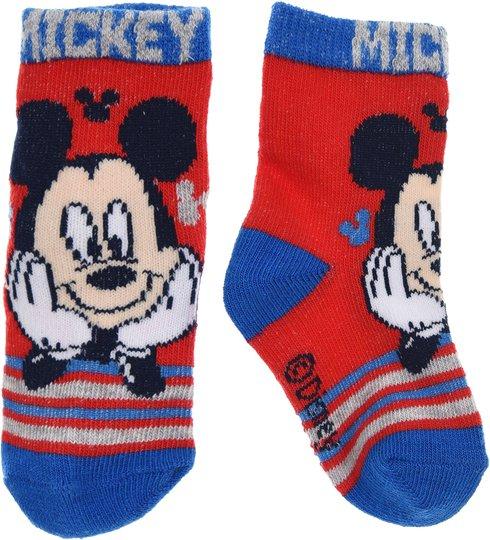 Disney Mikke Mus Sokker, Red 0-6mån