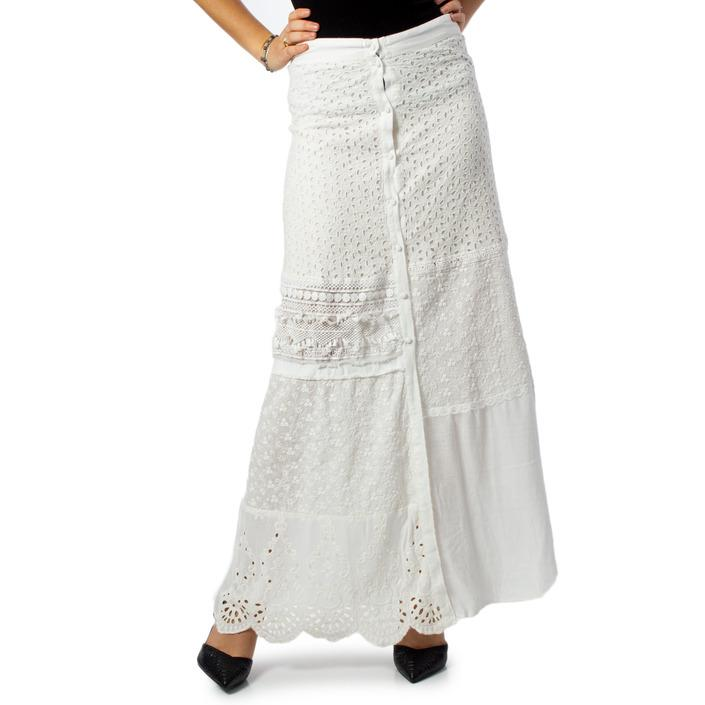 Desigual Women's Skirt White 170115 - white 38