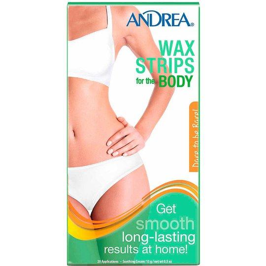 Wax Strips Body, Andrea Karvanpoisto