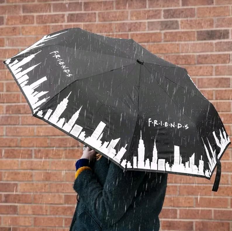 Friends Colour Change Umbrella (PP6749FR)
