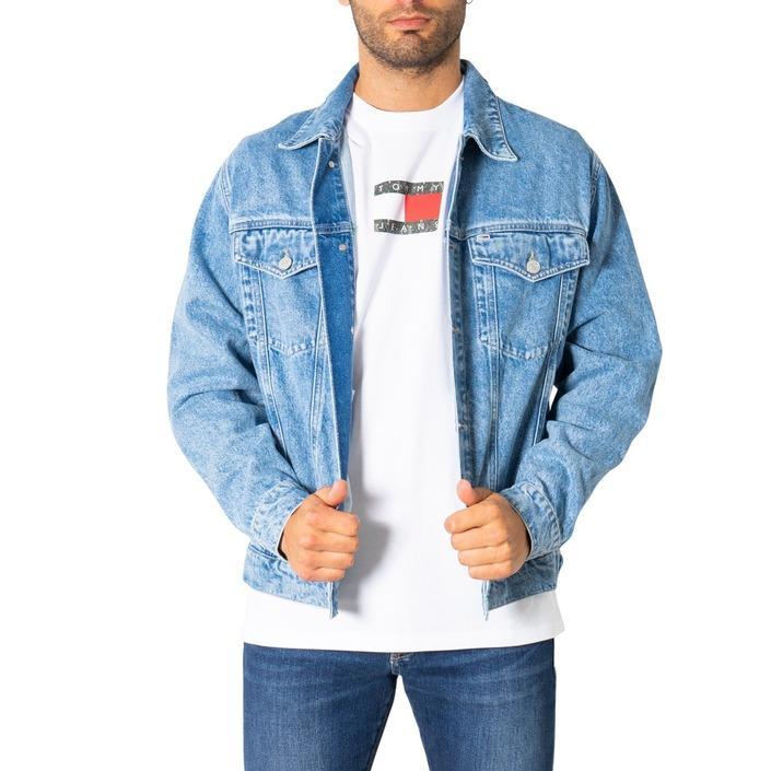 Tommy Hilfiger Jeans Men's Blazer Blue 308639 - blue S