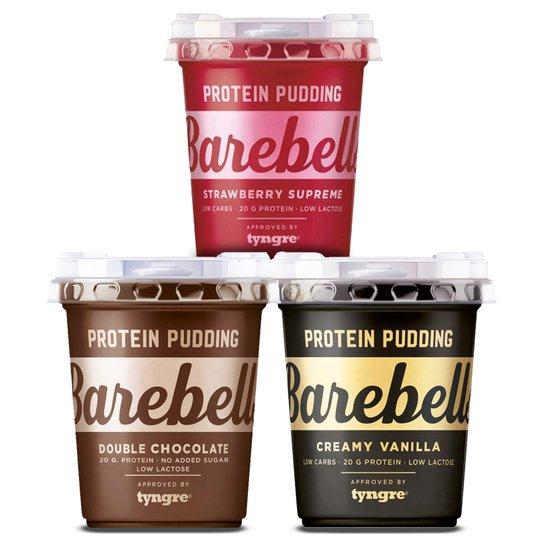 Proteinpudding 36-pack - 50% rabatt