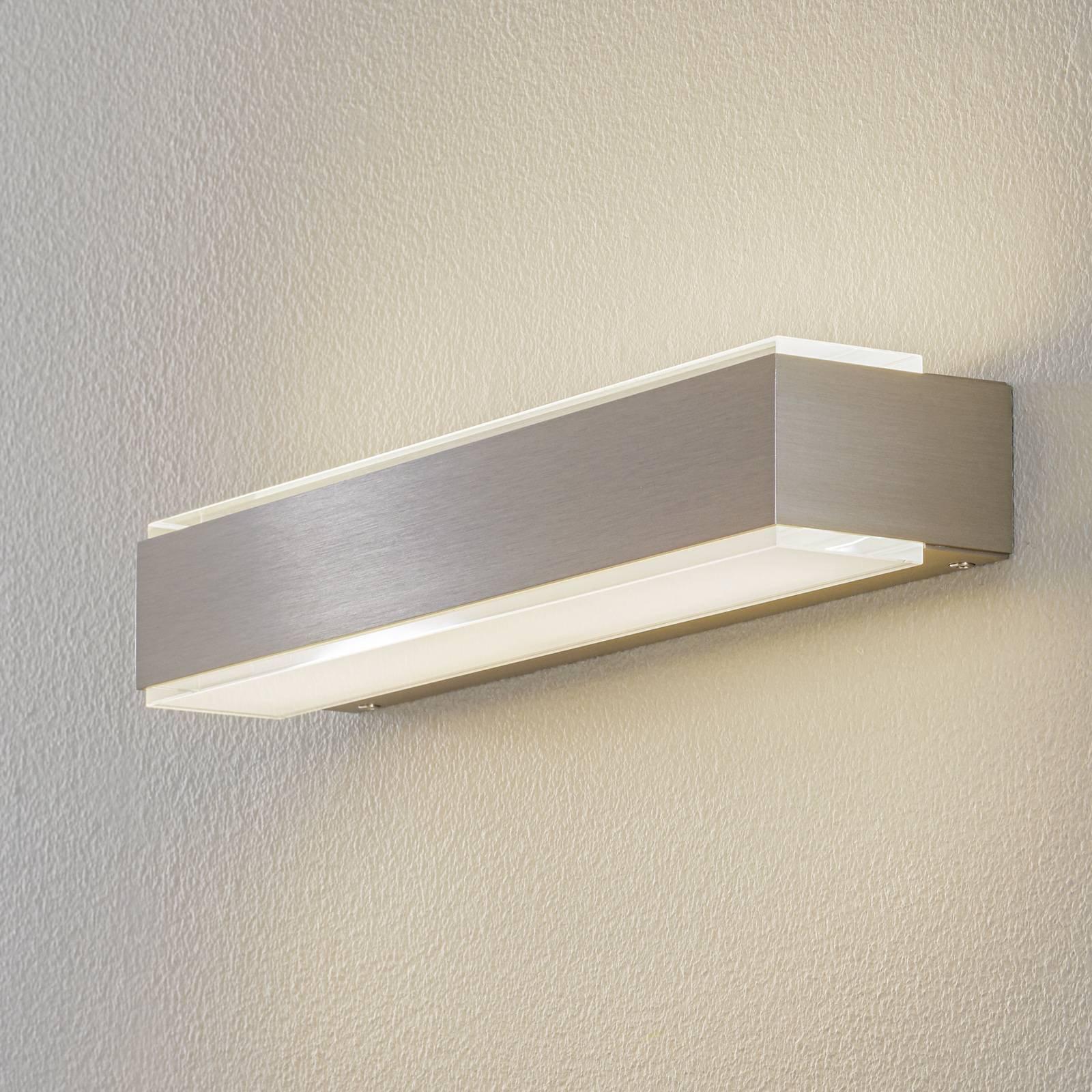 BEGA 78625 LED-vegglampe 3000K 40cm rustfritt stål
