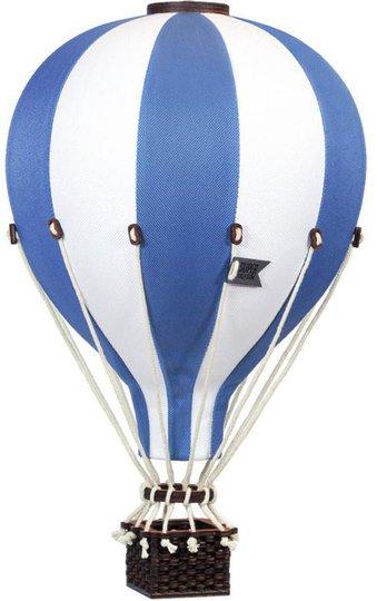 Super Balloon Luftballong L, Blå